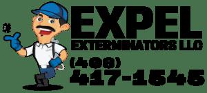 Expel Exterminator Logo